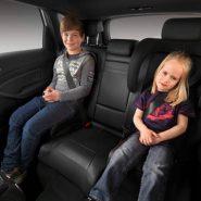 Причины деления детских автокресел по возрастным группам