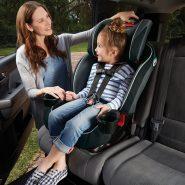 Детские автокресла – поездки без дискомфорта